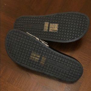 f99e9dcfbc0b Michael Kors Shoes - Michael Kors Rhinestone Gilmore Slides